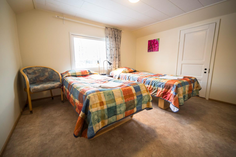 Kymppi appartamento con 4 camere da letto e sauna for Capanna con 4 camere da letto